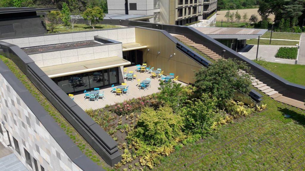 Logements et bureaux Île de nantes u hardel le bihan architectes